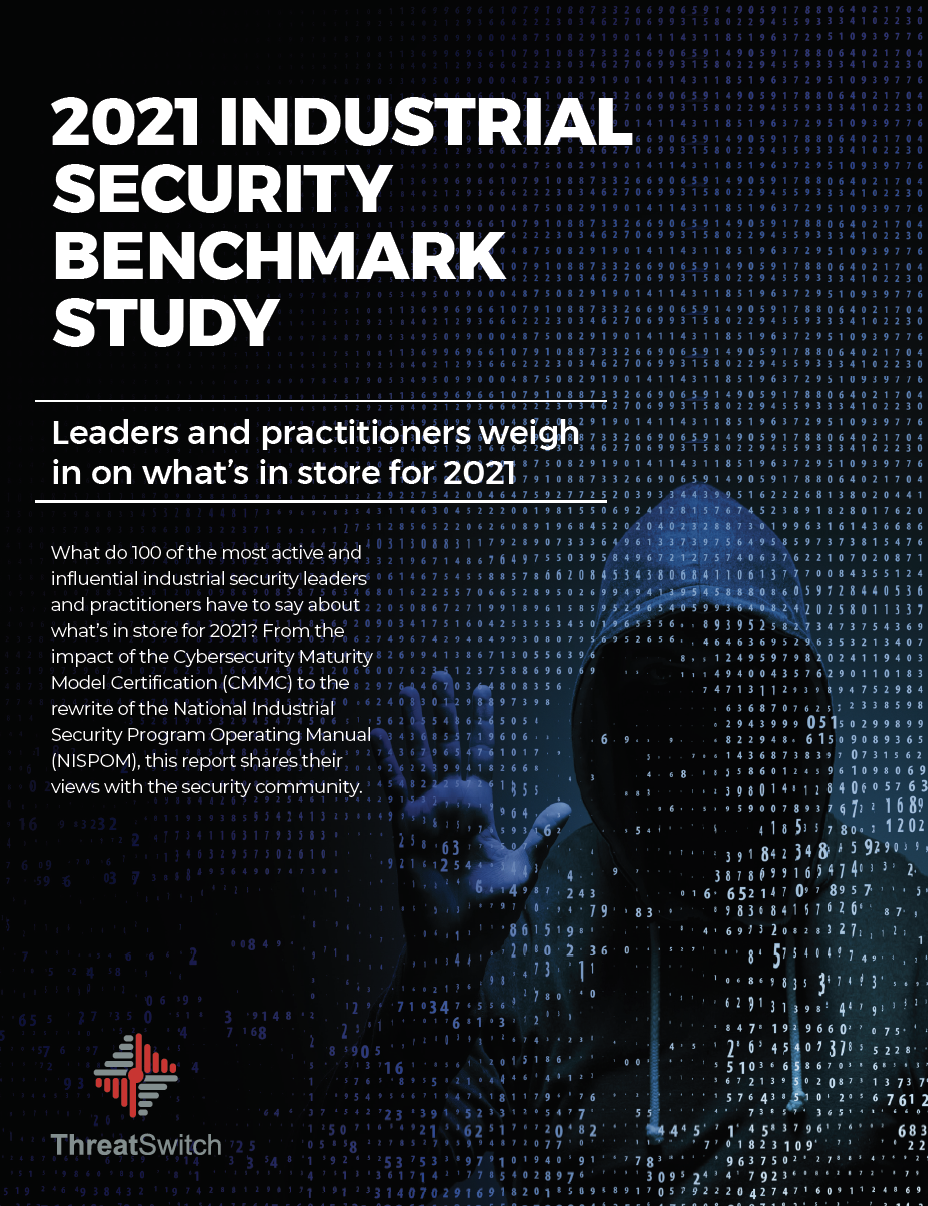 2021 Industrial Security Benchmark Study