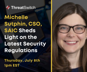 Innovative Solutions for Post-Covid Security Challenges: Q&A With Michelle Sutphin, SAIC CSO